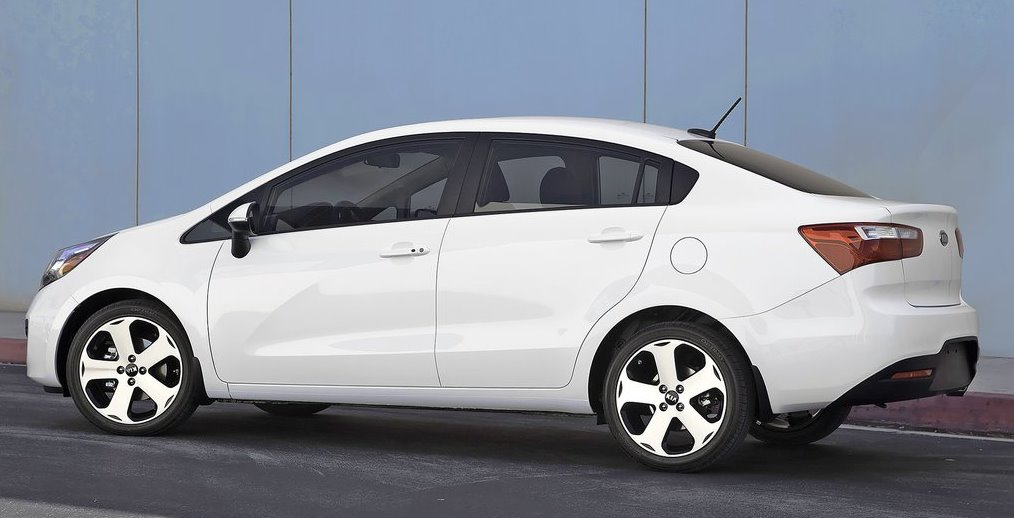 2014 Kia Rio Sedan Fiyat Listesi