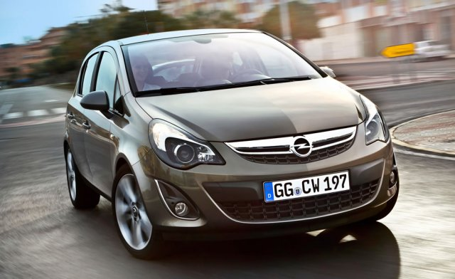 5 Kapılı Opel Corsa Fiyatları