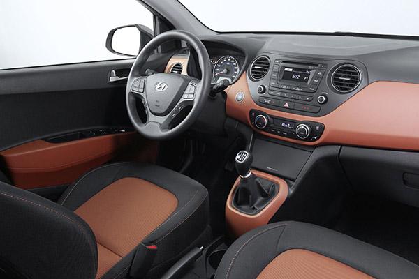 Yeni Hyundai i10 İç Mekan