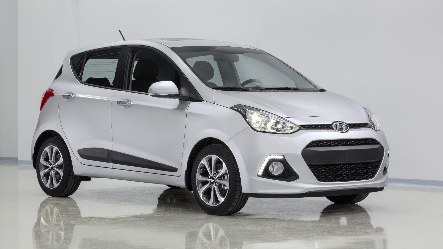 Yeni Hyundai i10 Motor Seçenekleri