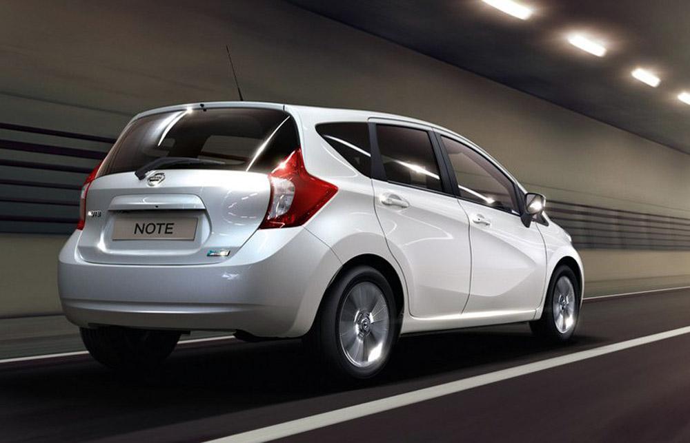 Yeni Nissan Note Fiyatları