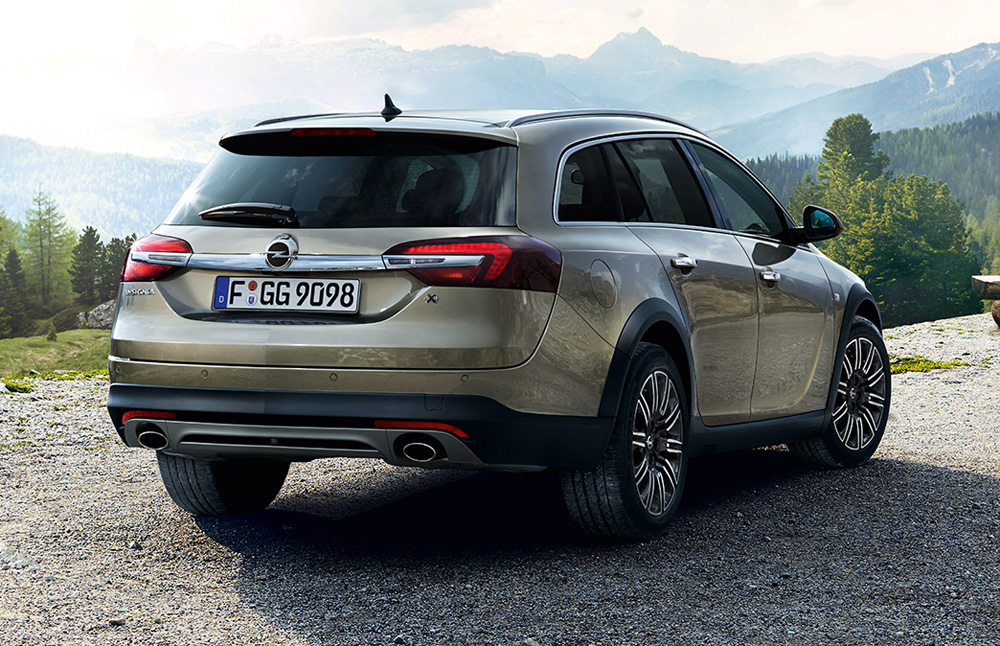 Yeni Opel İnsignia Tasarımı