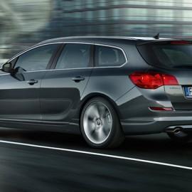 Opel Astra- Tourer