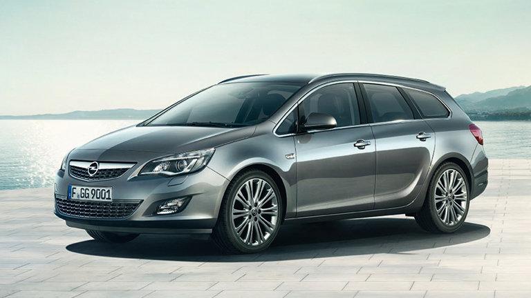 Opel Astra- Tourer- Fiyatı