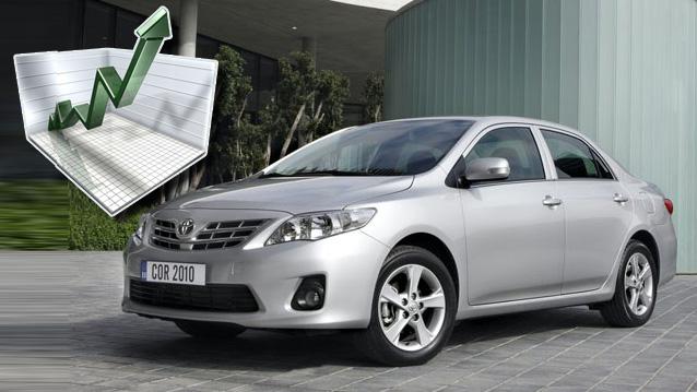 2014 en çok satan 5 araba