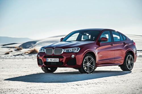 2015 BWM X4 yakıt tüketimi