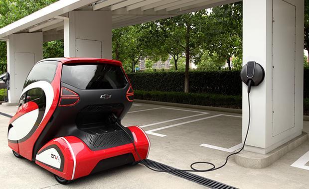 şehiriçi için elektrikli araç