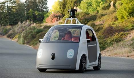google otonom araç