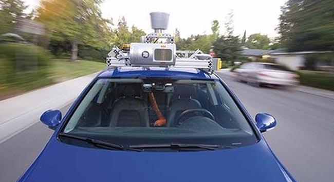 sürücüsüz araç teknolojisi