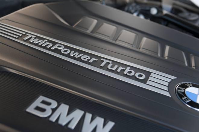 bmw motorları