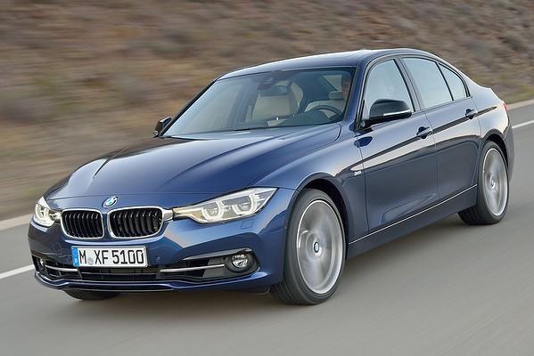 Yeni 2015 BMW 3 Serisi Fiyat Listesi | Araba