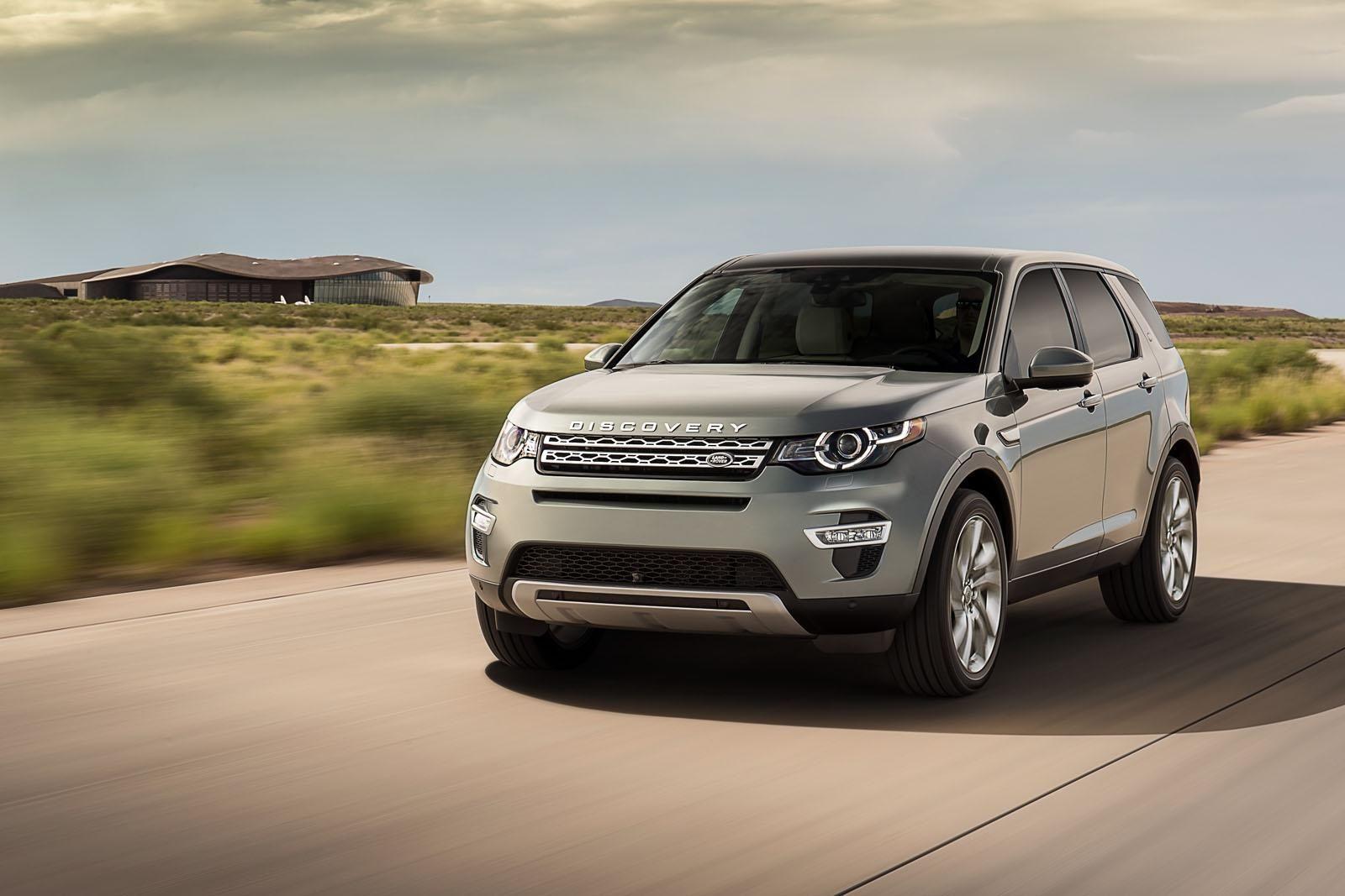 land rover discovery sport 2.0 dizel yakıt tüketimi