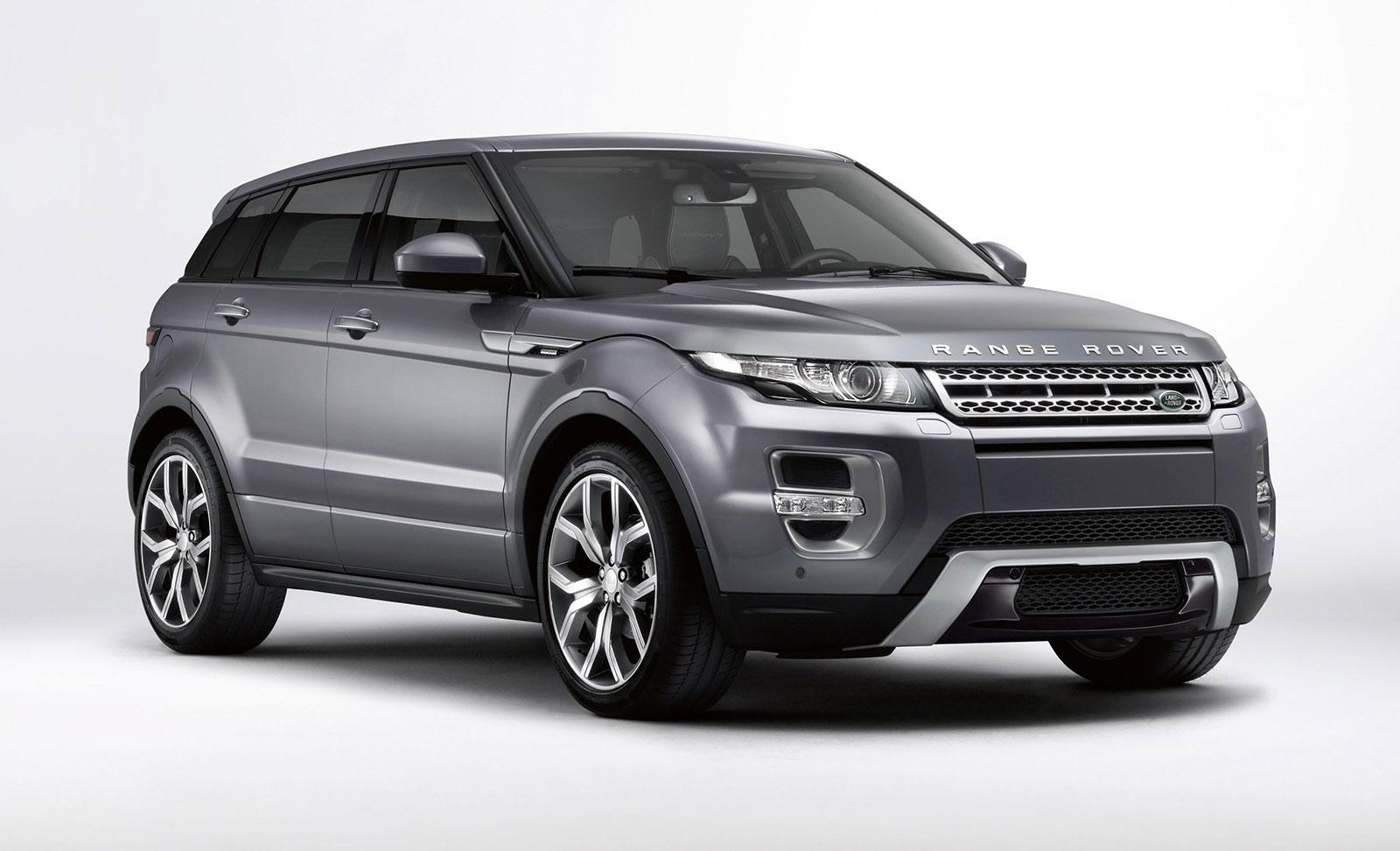 range rover evoque 2.0 litre