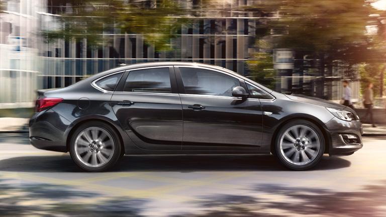 2015 Model Opel Astra Sedan