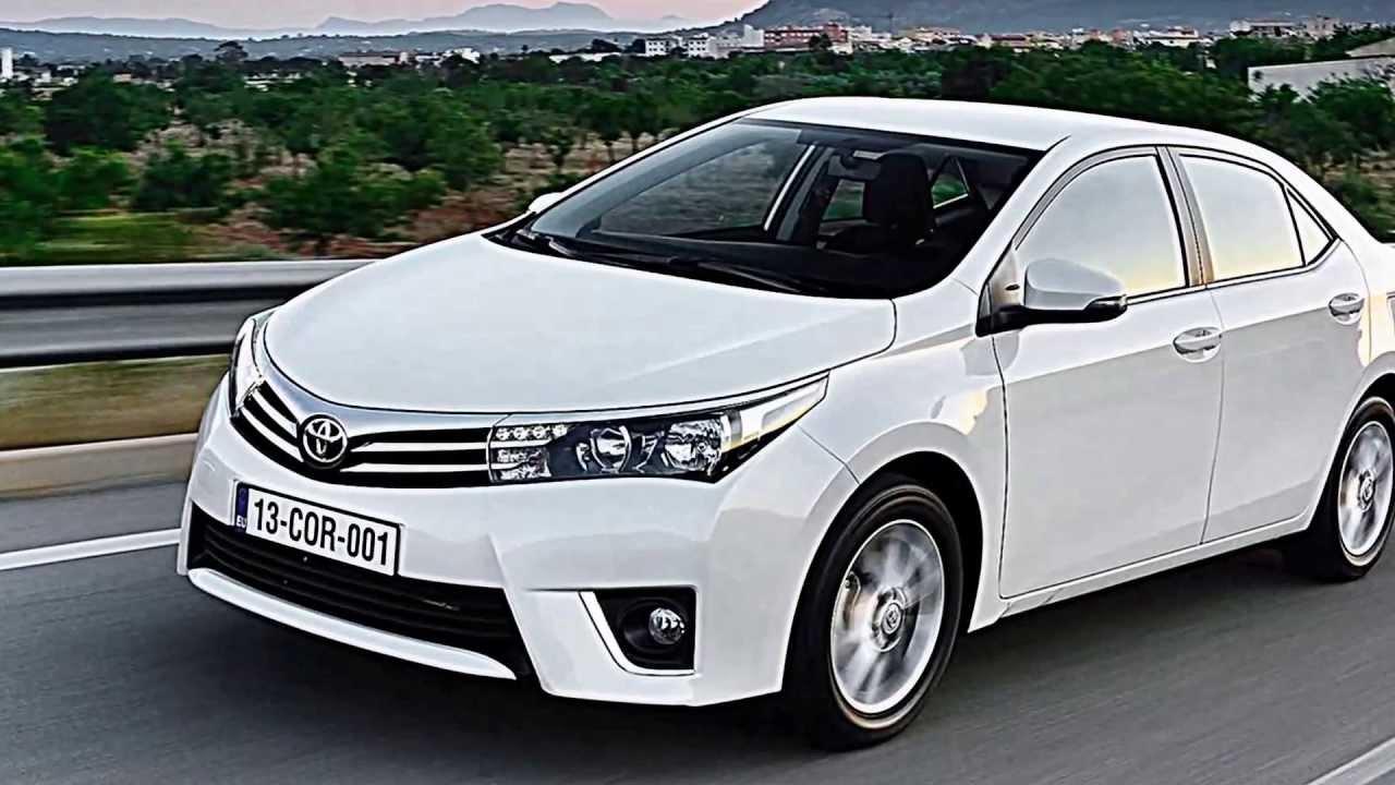 2015 Toyota Corolla Modellerinde Eylül Kampanyası