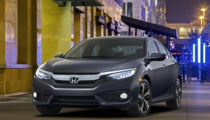2016 Honda Civic Sedan Modeli