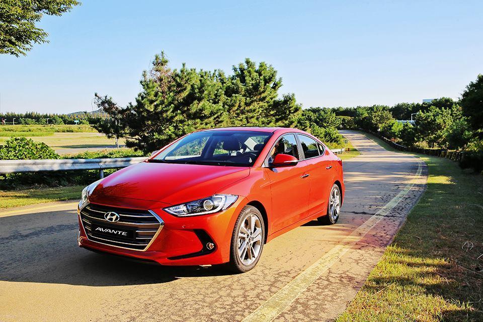 2016 Hyundai Elantra İnceleme