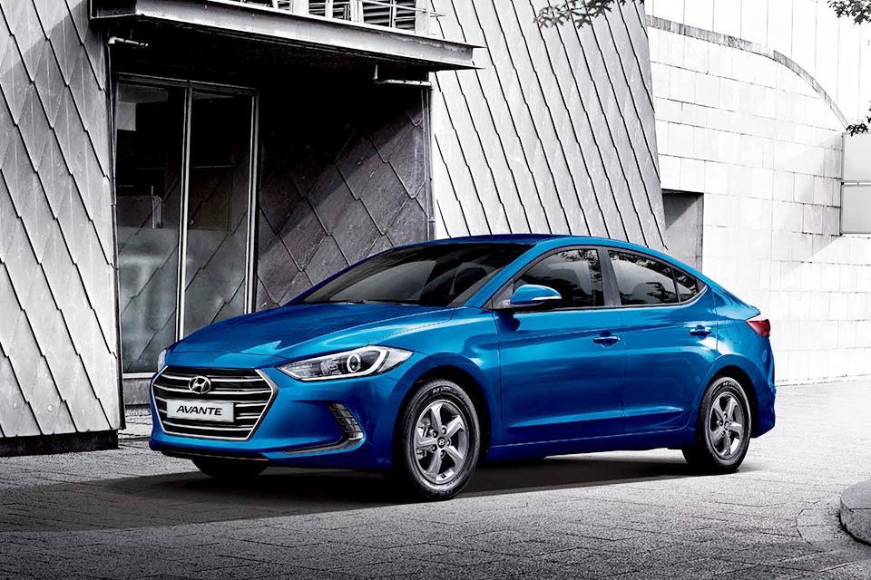 2016 Hyundai Elantra Tasarımı