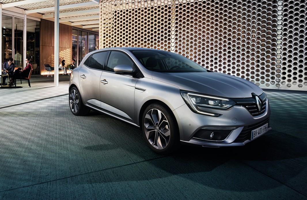2016 Renault Megane Tasarımı