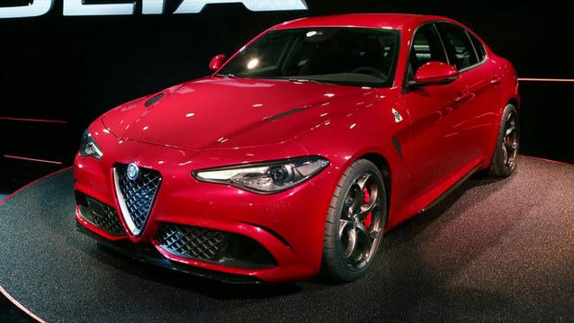 Alfa Romeo Giulia Türkiye