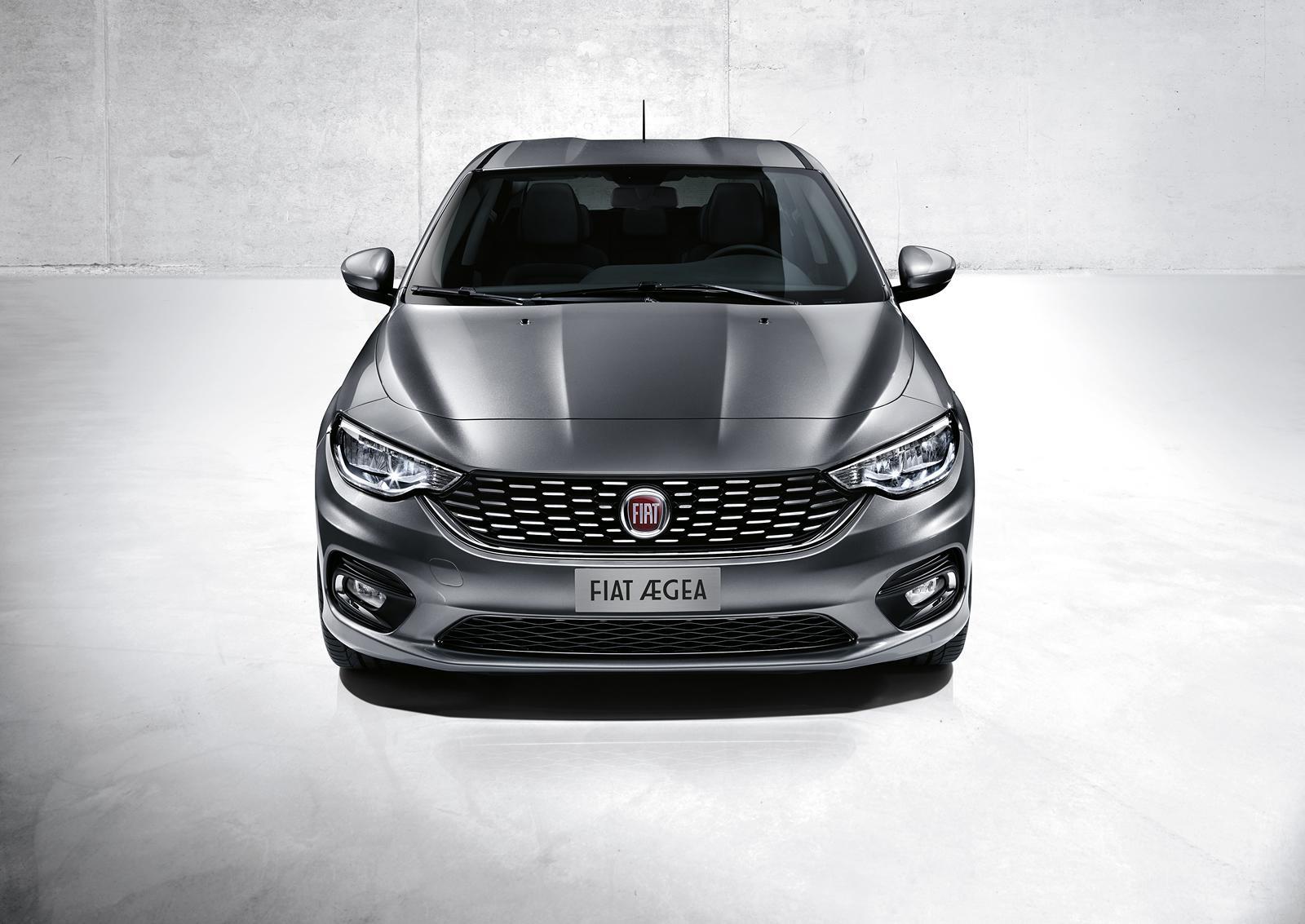 Fiat Egea Sedan Modeli