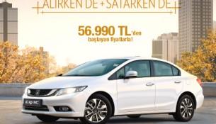 Honda Civic Sedan Kampanyası