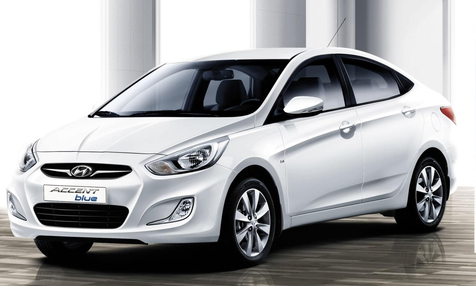 Hyundai Accent Blue 1.6 CRDi