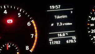 Motor Hacmi ve Yakıt Tüketim Değeri