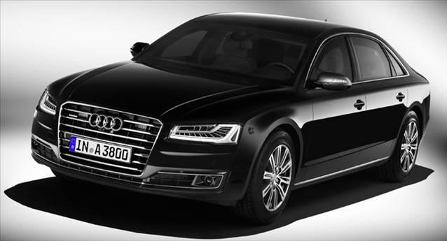 Yeni Audi A8