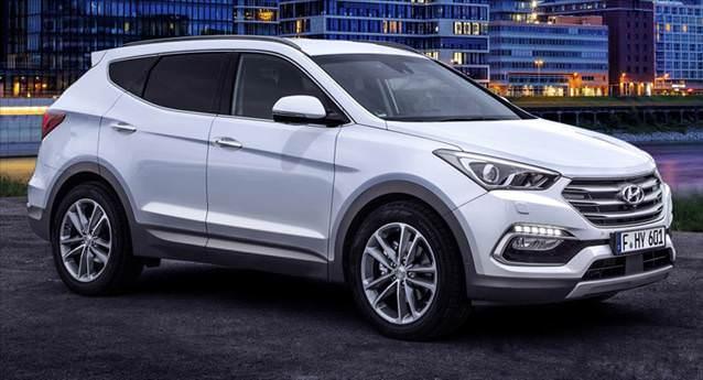 Yeni Hyundai Santa Fe