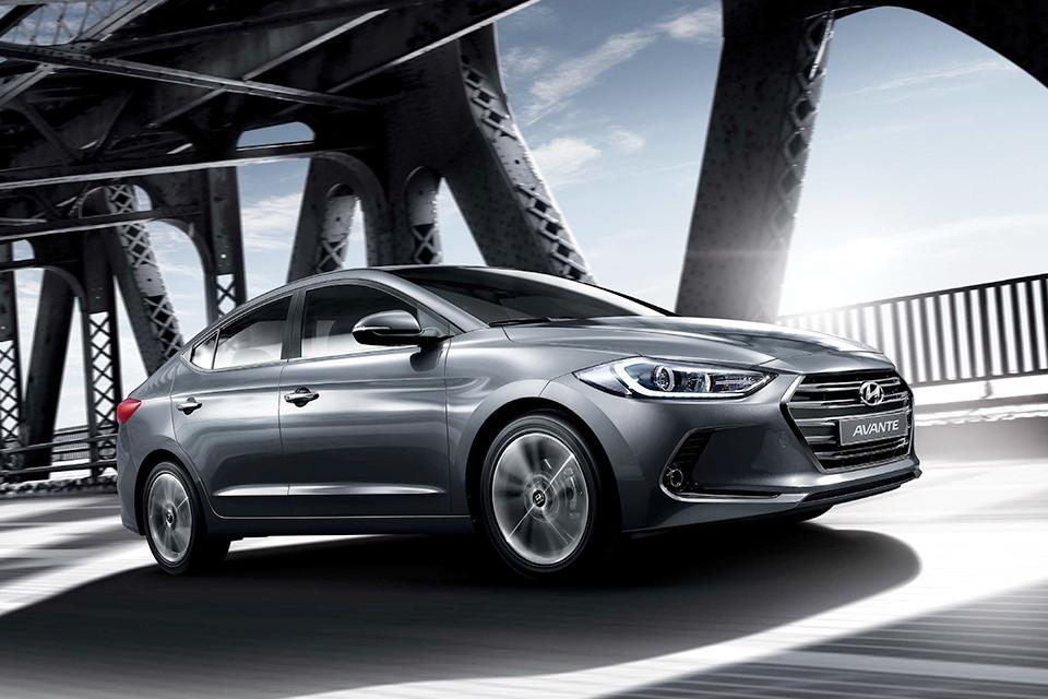 Yeni Jenerasyon Hyundai Elantra Modeli