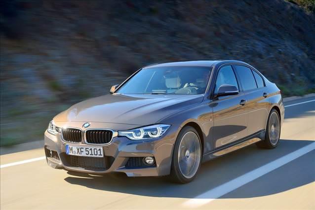 Yeni Makyajlı BMW 3 Serisi