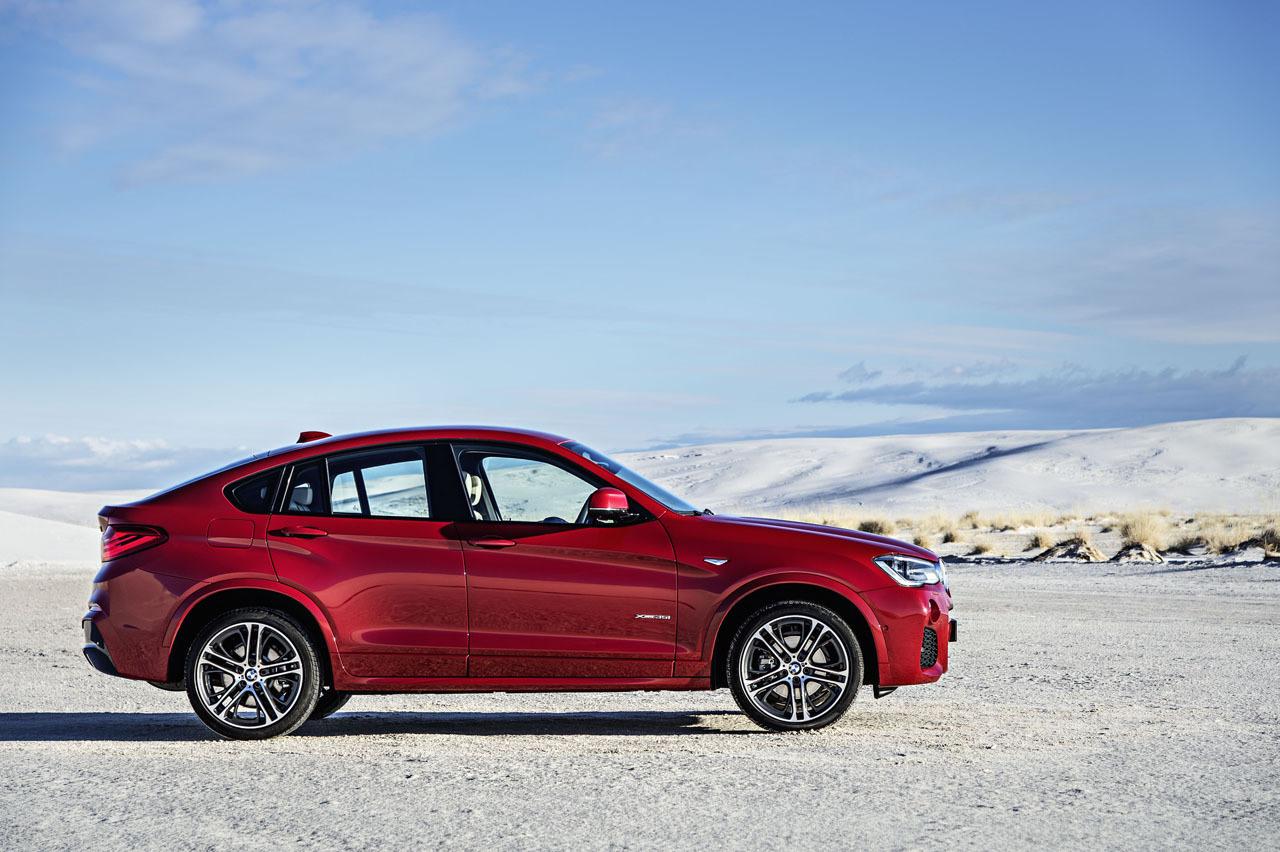 2015 BMW X4 Güç Versiyonu