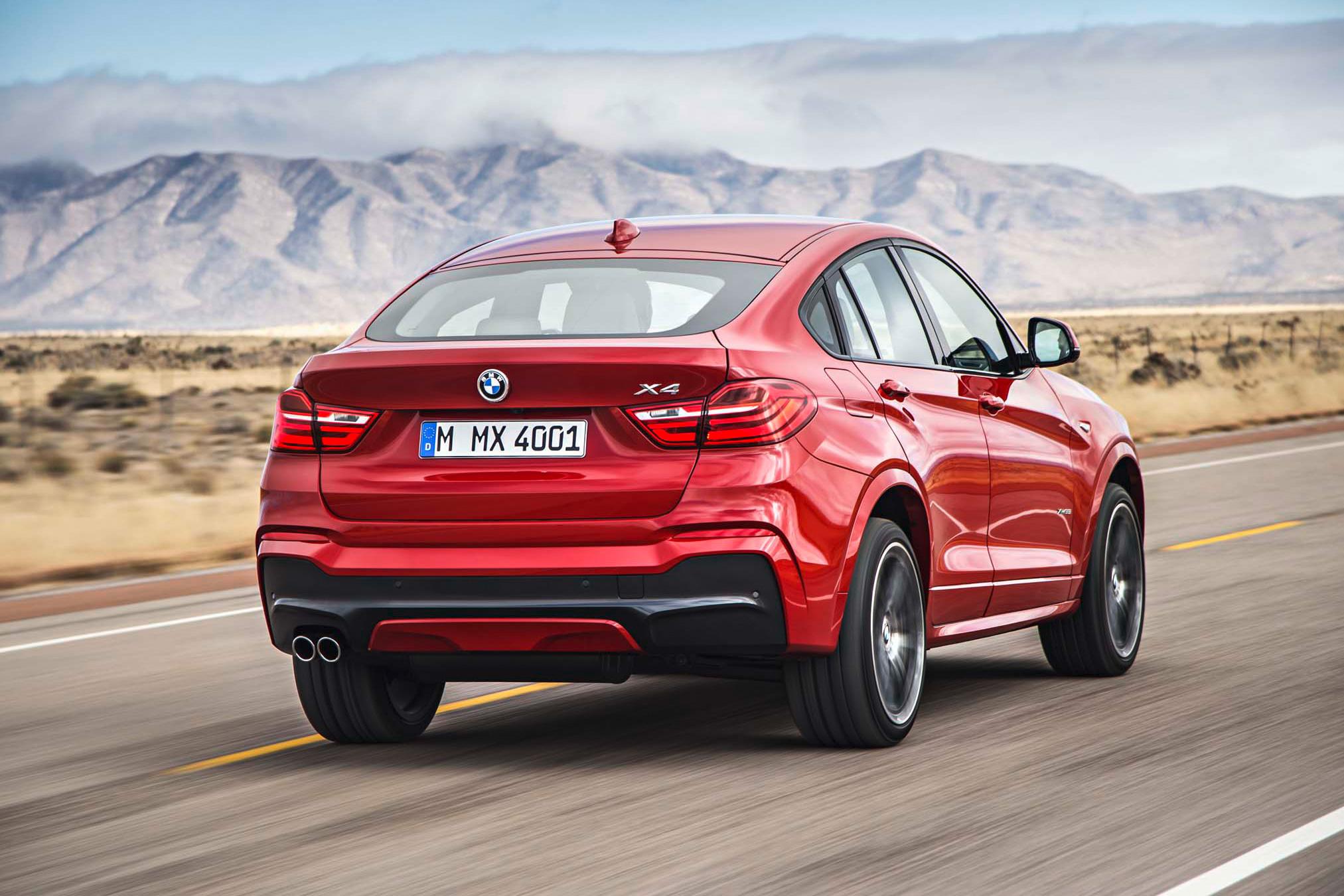 2015 BMW X4 M40i