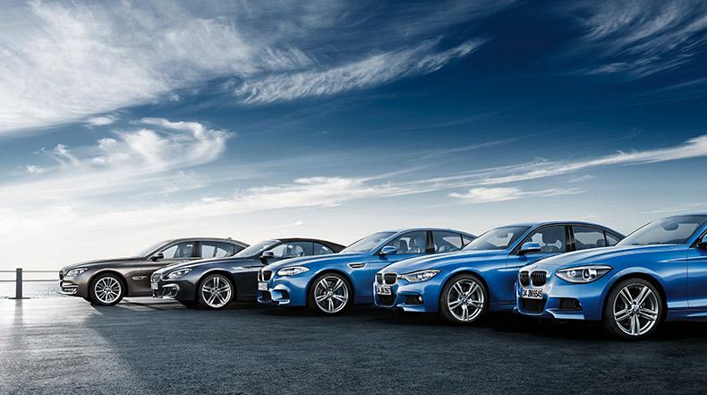 BMW Modellerinde Ekim Kampanyası
