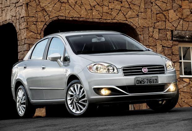 2015 Fiat Linea