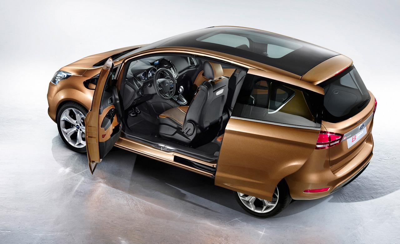 2015 Ford B-Max