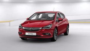 2016 Opel Astra Hatchback