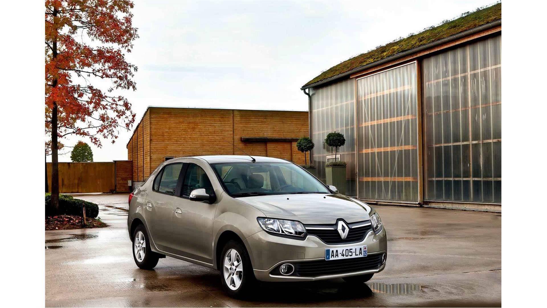 2015 Renault Symbol