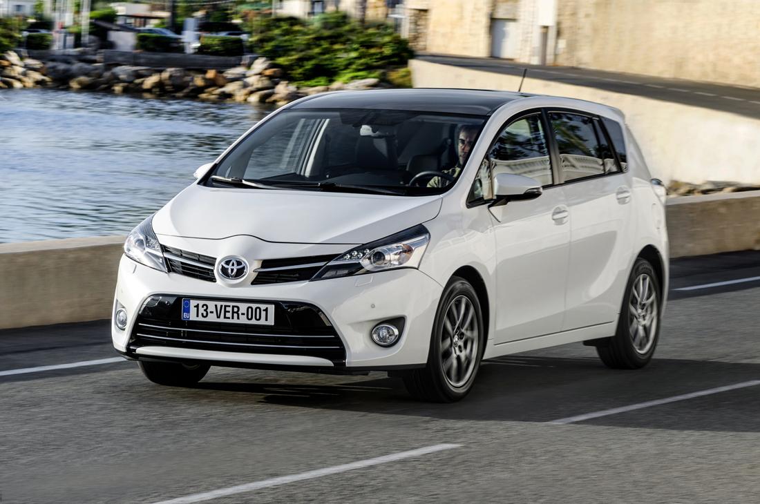 2015 Toyota Verso