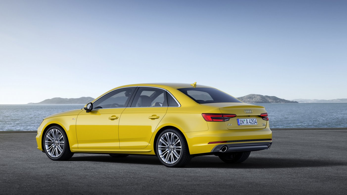 2016 Audi A4 Quattro