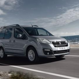 2016 Peugeot Partner Tepee 1.6 BlueHDi