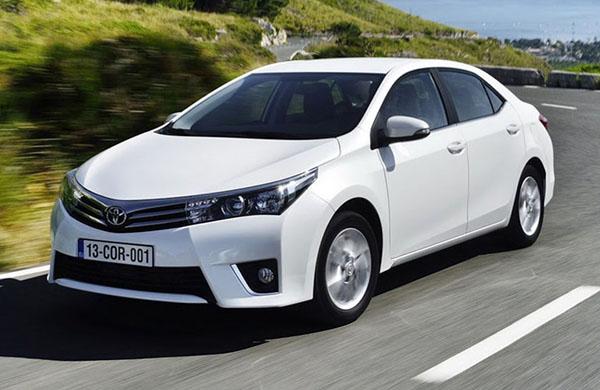 Yeni Toyota Corolla