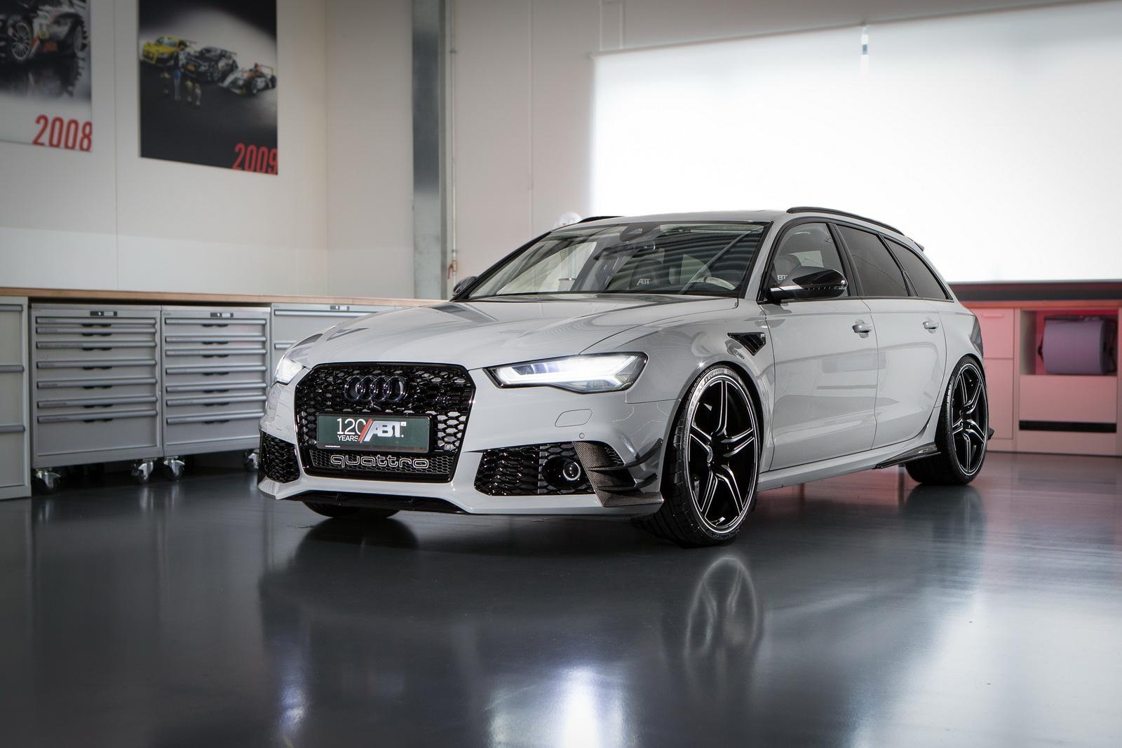 2016 Audi RS 6 ABT
