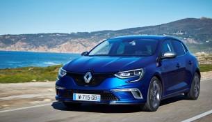 2016 Renault Megane Hatchback