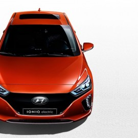Hyundai İoniq Electrik