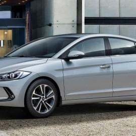 2016 Hyundai Elentra