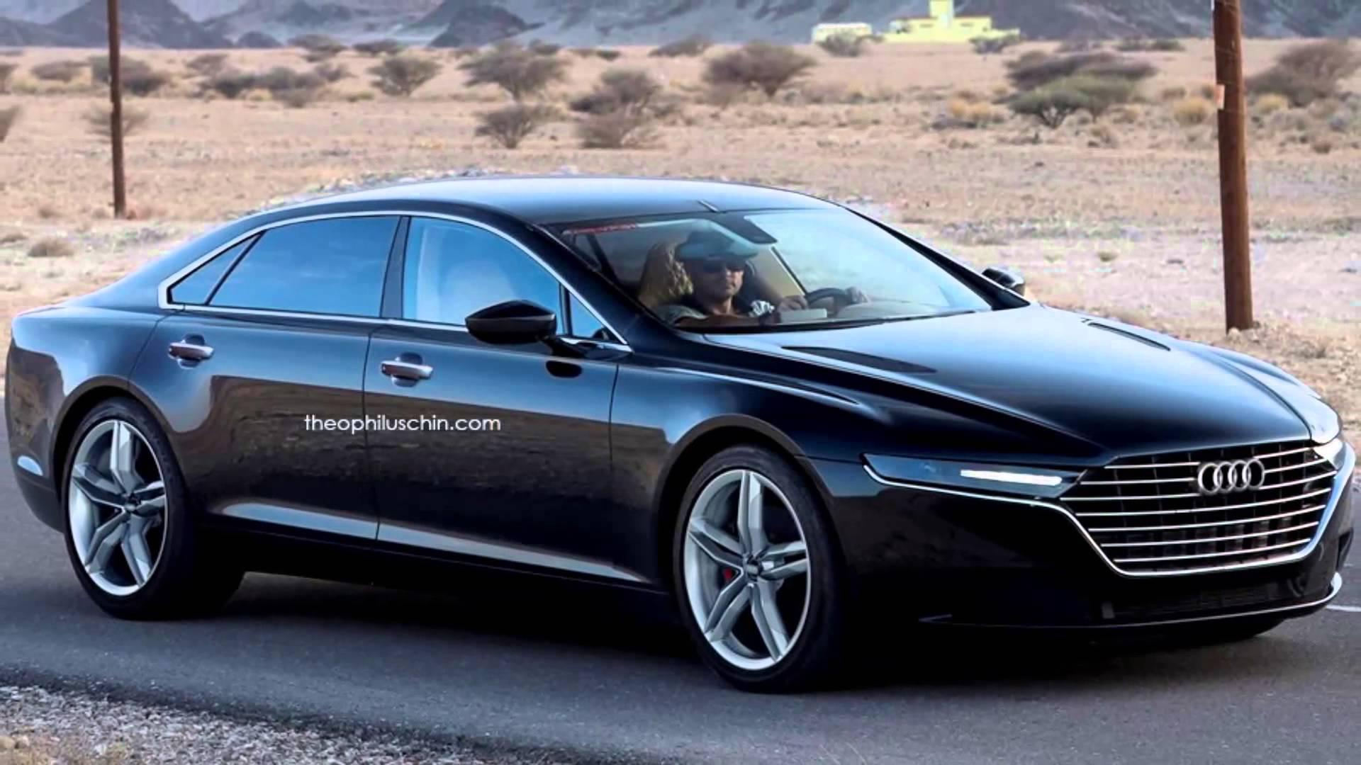Audi A9 Elektrik İle 199 Alışacak Araba