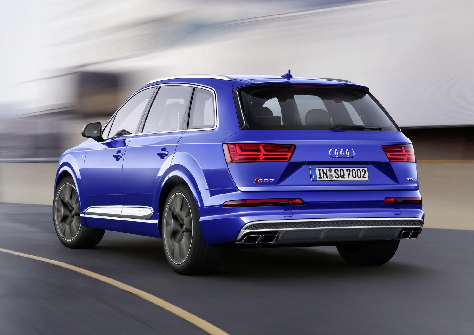 Audi SQ 7
