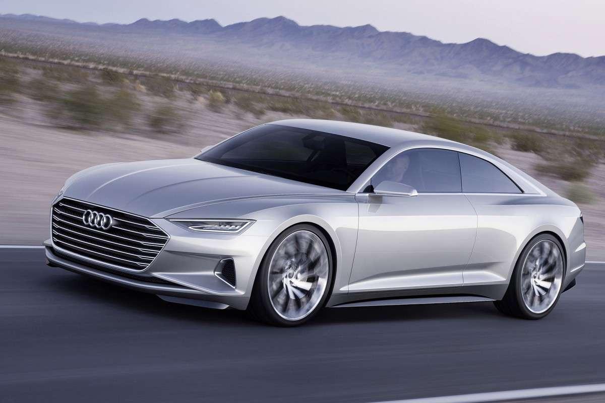 Elektrikli Audi A9